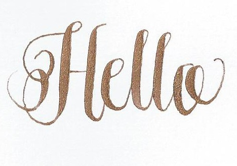 Welcome to KT Calligraphy! Thank you for visiting. I am a part time ...